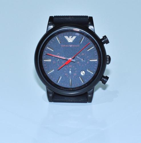 Relógio Empório Armani Ar11023 Masculino Preto