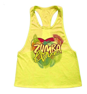 Musculosa Sudadera Fluo Personalizada Baile Latino Salsa