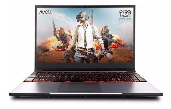 Notebook Gamer Avell I7-9750h 16gb Ram Ssd 512gb Gtx 1650