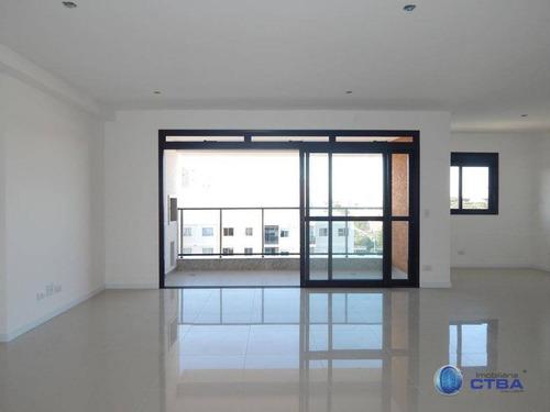 Apartamento Com 2 Suítes À Venda, 101 M² Por R$ 836.000 - Boa Vista - Curitiba/pr - Ap0267