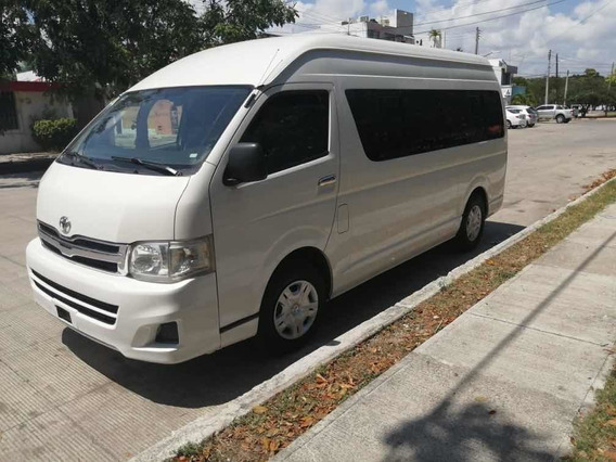 Toyota Hiace 2.7 Van Super Larga Mt 2011