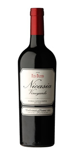 Vino Nicasia Vineyards Red Blend Cabernet Franc Cosecha 2016