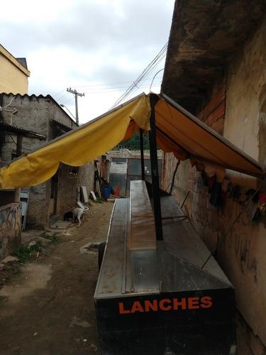 Imagem 1 de 5 de Vendo Trailer De Lanche