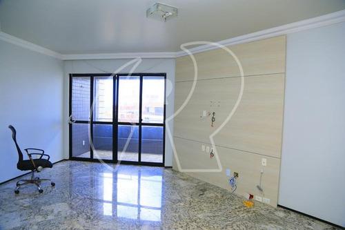 Apartamento Com 3 Suítes À Venda, 128 M² Por R$ 545.000 - Aldeota - Fortaleza/ce - Ap2165