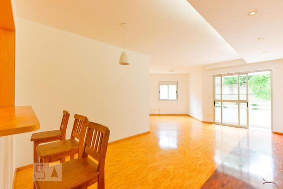 Apartamento No 1º Andar Com 1 Dormitório E 2 Garagens - Id: 892989176 - 289176