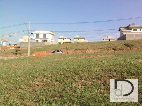 Terreno À Venda, 397 M² Por R$ 330.000,00 - Condomínio Bosque Dos Cambarás - Valinhos/sp - Te0056