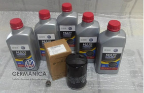 Kit Troca Oleo 508 Jetta Bora Golf New Beetle Polo 2.0 Audi