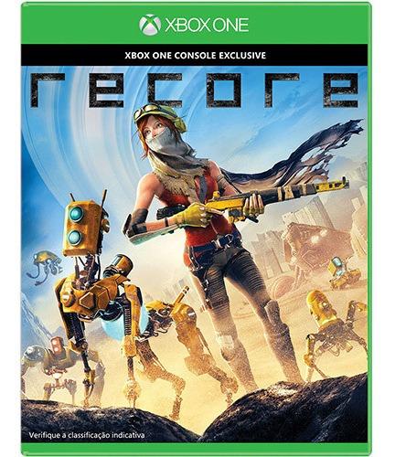 Jogo Recorde Xbox One Mídia Física | Vitrine