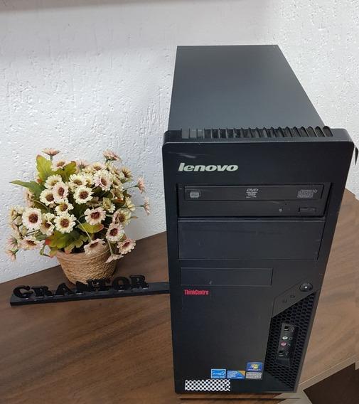 Computador Lenovo M58 Core 2 Duo Windows 7