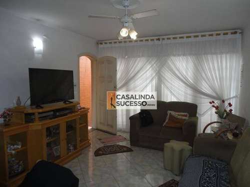 Sobrado À Venda, 141 M² Por R$ 550.000,00 - Penha (zona Leste) - São Paulo/sp - So0199