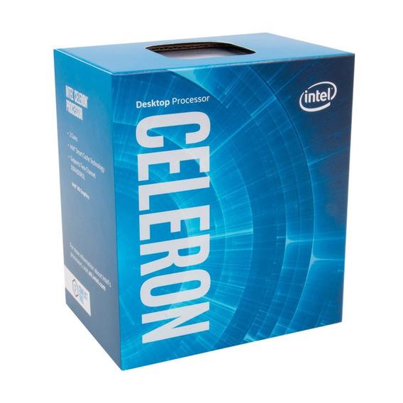 Processador Intel Celeron G3930 2.90 Ghz 2m Cache Lga 1151
