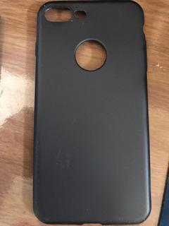 Capa iPhone 7plus/8plus Black