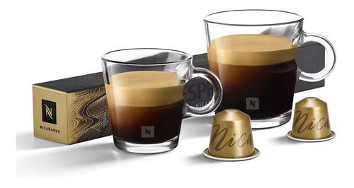 Cápsulas De Café Nespresso Nicaragua - 10 Cápsulas
