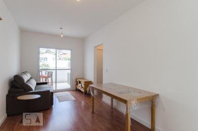 Apartamento Térreo Mobiliado Com 2 Dormitórios E 1 Garagem - Id: 892929422 - 229422