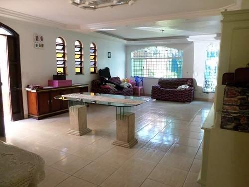 Sobrado Com 3 Dormitórios À Venda, 370 M² Por R$ 1.100.000 - Vila Santa Clara - São Paulo/sp - So1873