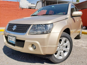 Suzuki Grand Vitara 2.4 Gls L4 Piel Qc Cd At 2011