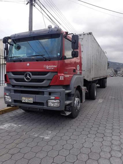 Trailer Mercedes Benz