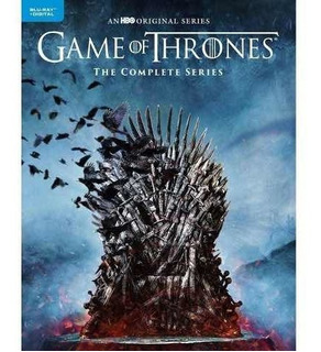 Game Of Thrones 8 Temporadas Completas Blu Ray