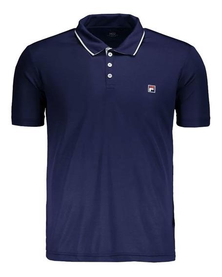 Camisa Polo Fila Open Masculina