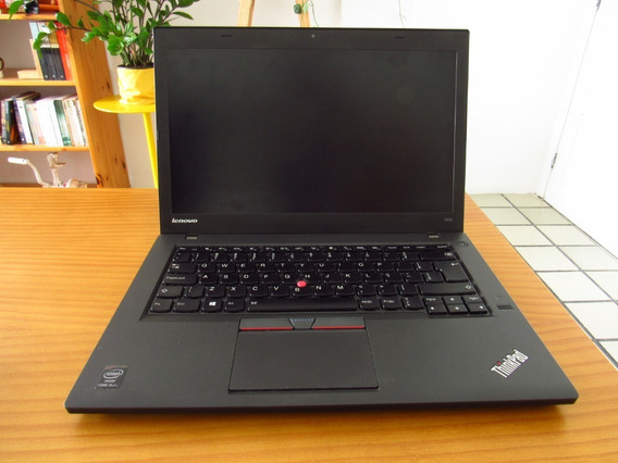 Notebook Lenovo Thinkpad T450 I5-5300u 8gb Ram 500gb Hdd