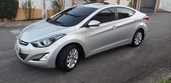Hyundai Elantra Gls 2.0 16v Teto Solar Apenas 35k Km
