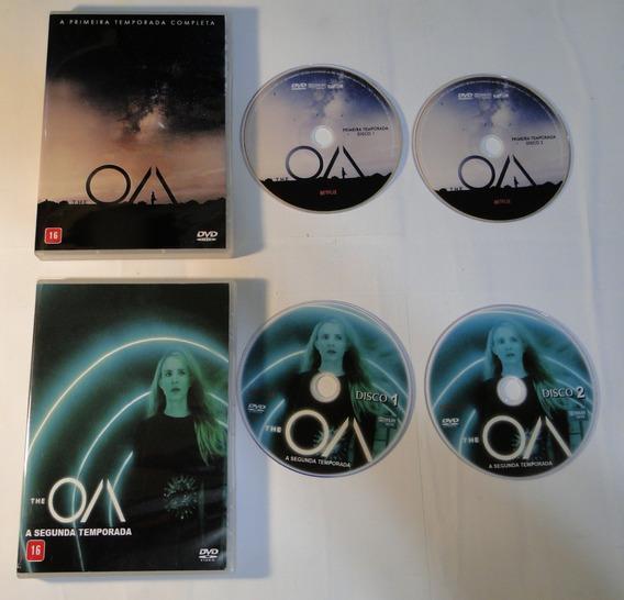 Dvd - The Oa 1ª E 2ª Temporada Completa Dublado E Legendado