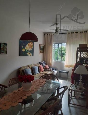 Cod 4460 - Belíssimo Apartamento De 02 Dormitórios Na Praia  - 4460