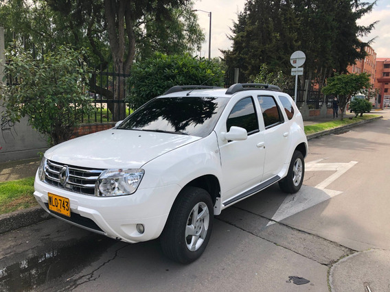 Renault Duster Expression 4x2 1.6 Gasolina 80.000km. 2015.