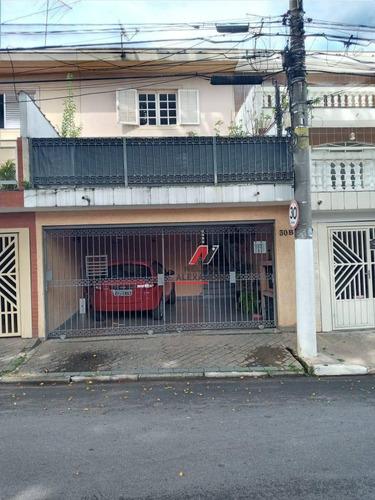 Sobrado Com 3 Dormitórios À Venda, 135 M² Por R$ 500.000,00 - Vila Osasco - Osasco/sp - So0042