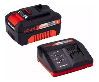 Starterkit Bateria Litio 18v 3.0ah + Cargador Rapido Einhell