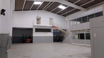 Galpão Industrial À Venda, Comercial Vitória Martini, Indaiatuba - Ga0001. - Ga0001