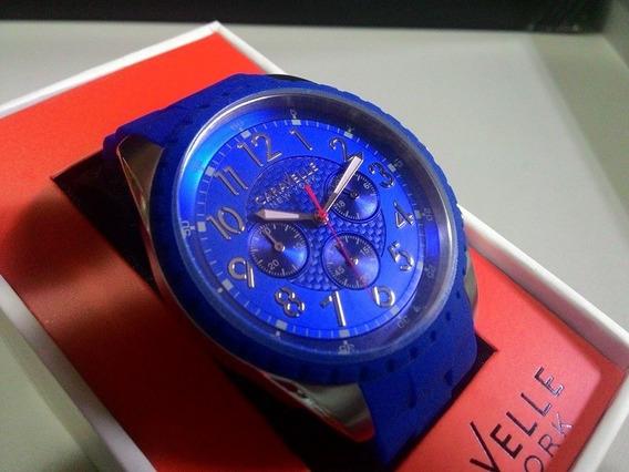 Relógio Caravelle 43a121 By Bulova ! ! Novo! Na Caixa!