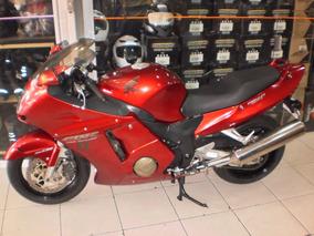 Honda Cbr 1100 Xx Super Blackbird Vermelha Perfeita