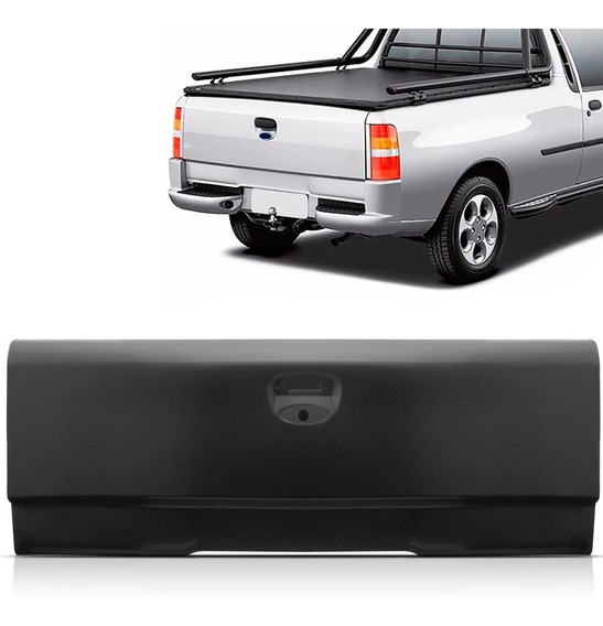 Tampa Traseira Ford Courier Ford 1996 98 2000 01 05 06 2013