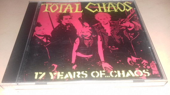 Total Chaos - Cd 17 Years Of Chaos