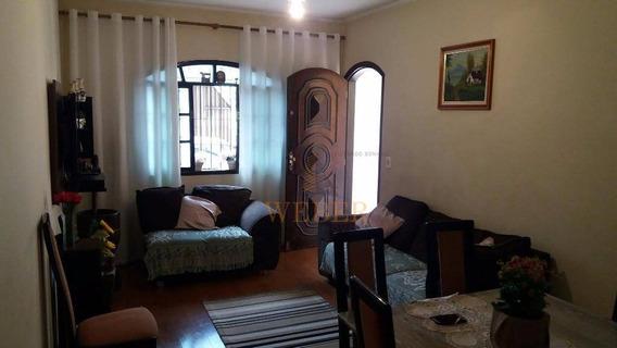 Sobrado 2 Dorms No Taboâo Perto Do Shopping! - So0277