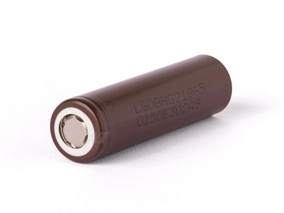 1x Bateria Lg Hg2 18650 3000mah 20a Chocolate Original!!