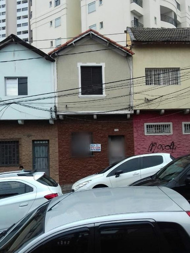 Sobrado Residencial À Venda, Mooca, São Paulo. - So6227