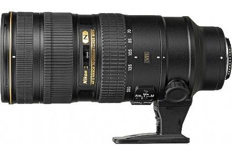 Imagem 1 de 7 de Lente Nikon Nikkor 70-200mm 2.8g Vr Ii Segunda Versão.