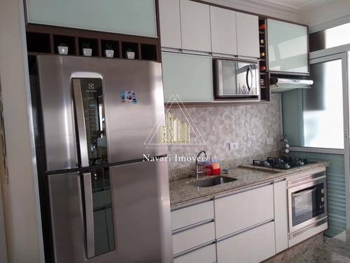 Apartamento Em Guarulhos No Jardim Aida Com 61 M² 2 Dorms 1 Suíte 1 Vaga - Ap0878
