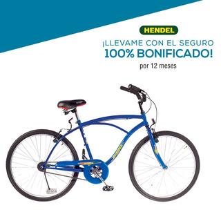 Bicicleta Hombre M.hendel Playera R26 Colores Varios