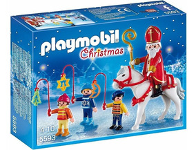 Playmobil Parada Natalina Código 5593