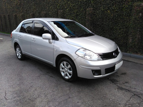 Nissan Tiida Sedan 1.8 Flex Aut. 4p 2013