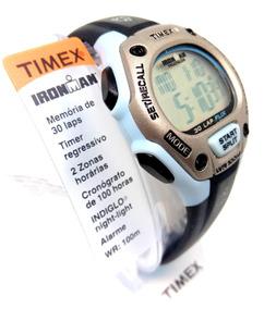 Relógio Timex Triathlon Ti5e951n 30 Lap Flix Unissex