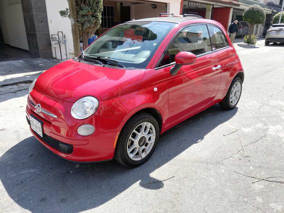 Fiat 500c Convertible - Excelentes Condiciones!! Único!