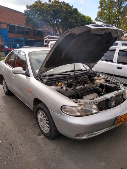 Daewoo Nubira Sedan 1.8 Mt