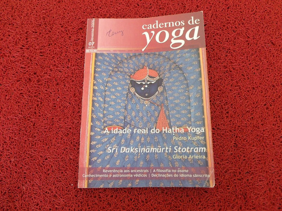 Livro Usado Cadernos De Yoga