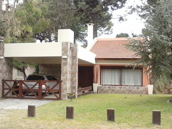 Casa Pinamar Norte Alquiler Temporario Año 2020 Zorzal 409