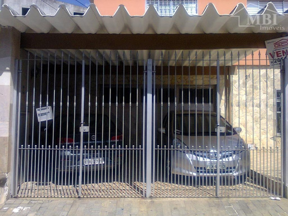 Casa Residencial À Venda, Jardim Vila Formosa, São Paulo. - Ca0054
