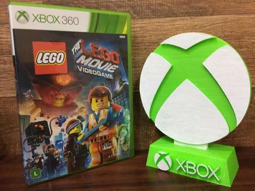 The Lego Movie Videogame Xbox 360 Original Mídia Física